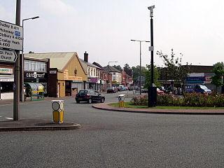 Blackheath, West Midlands Human settlement in England