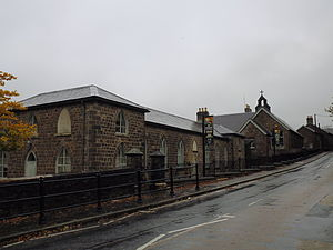 Blaenavon St Peters School-20-Oct-2013.JPG