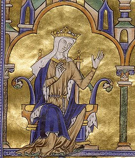 Blanche of Castile Queen consort of France
