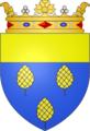 Blason Famille fr d'Albignac M.png