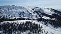 Blick zum Skigebiet Hochkeil am Arthurhaus - panoramio.jpg