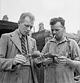 Blitz Repair Squad's London Camp- Everyday Life With the Blitz Repair Teams, London, England, UK, 1944 D21294.jpg