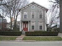 Bloomington Il Benjamin House2.JPG