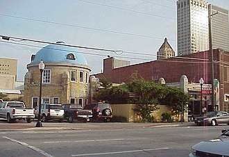National Register of Historic Places listings in Tulsa County, Oklahoma - Image: Blue Dome