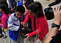 Blue Ridge, C7F FCPOA partner with PLA(N) during visit to Zhanziang Special Education School 150422-N-RR852-040.jpg