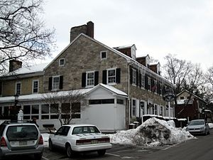 Boalsburg Historic District - The Boalburg Tavern in the historic district in 2013