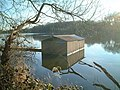 Boathouse on Windmill Pool - geograph.org.uk - 1228734.jpg