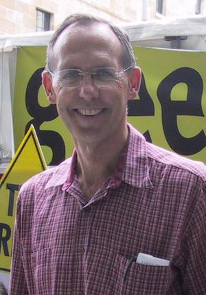 Bob Brown. Taken 18 December 2004 - Salamanca ...