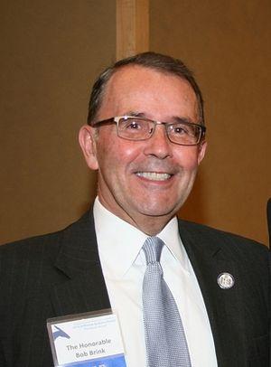 Robert H. Brink - Brink in 2010
