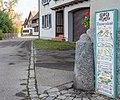 Bodensee-Hochwassermarkierungen in Ermatingen.jpg