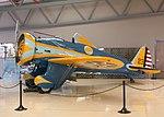 Boeing P-26 Peashooter, Planes Of Fame Museum, Chino, California.jpg