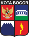 Official seal of Bogor