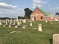 Bonne Femme Baptist Church Cemetery in Boone County, Missouri.jpg