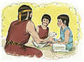 Book of Deuteronomy Chapter 12-3 (Bible Illustrations by Sweet Media).jpg