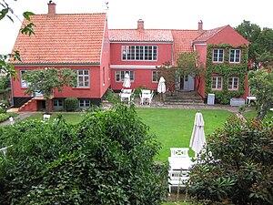 Oluf Høst - The Oluf Høst Museum in Gudhjem, Bornholm