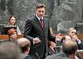 Borut Pahor v parlamentu leta 2010.jpg
