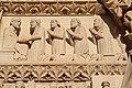 Bourges (18) Cathédrale Saint-Étienne - Extérieur - Portail Saint-Ursin - 30.jpg