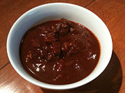Bowl of Chili No Beans