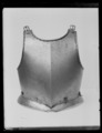Bröstharnesk, 1600-tal - Livrustkammaren - 36532.tif