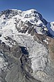 Breithorn and Breithorngletscher as seen from Gornergrat, Wallis, Switzerland, 2012 August.jpg