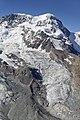 Breithorn and Breithorngletscher as seen from Gornergrat, Wallis, Switzerland, 2012 August.jpg