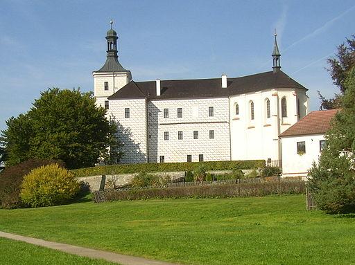 Breznice PB CZ chateau 598a