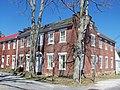 Brick Row (1831) Hanoverton, Ohio.JPG