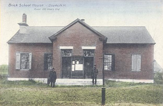 Brick Schoolhouse, Dover, NH