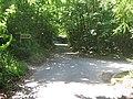 Bridleway crosses Grove Road in Perry Wood - geograph.org.uk - 1370481.jpg