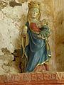 Briec (29) Chapelle Saint-Venec Statue 10.JPG