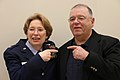 Brig. Gen. Carol Timmons swears in as the Adjutant General of the Delaware National Guard 170201-Z-ZB970-037.jpg