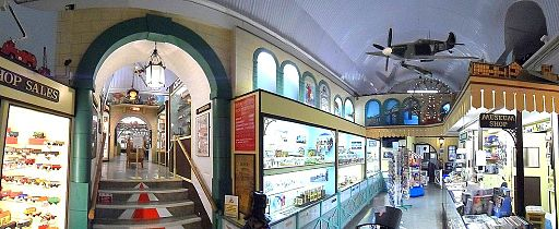Brighton Toy and Model Museum, Arch One