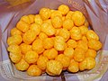 Brim's Snack Foods Cheese Balls (34104546015).jpg