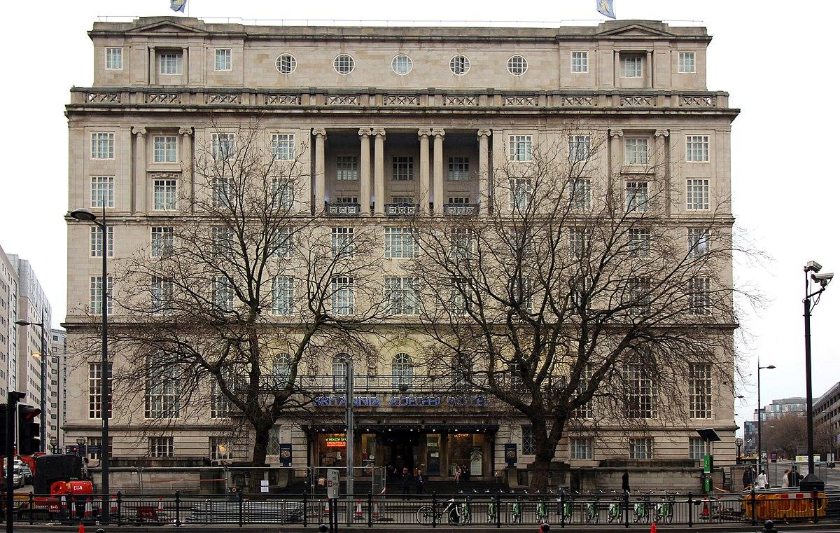 Britannia Adelphi Hotel Wikipedia