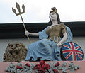 Britannia sculpture The Grapes pub Jersey a.jpg