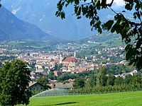 Brixen in 2005