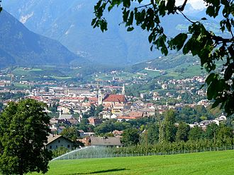 Brixen - Brixen in 2005