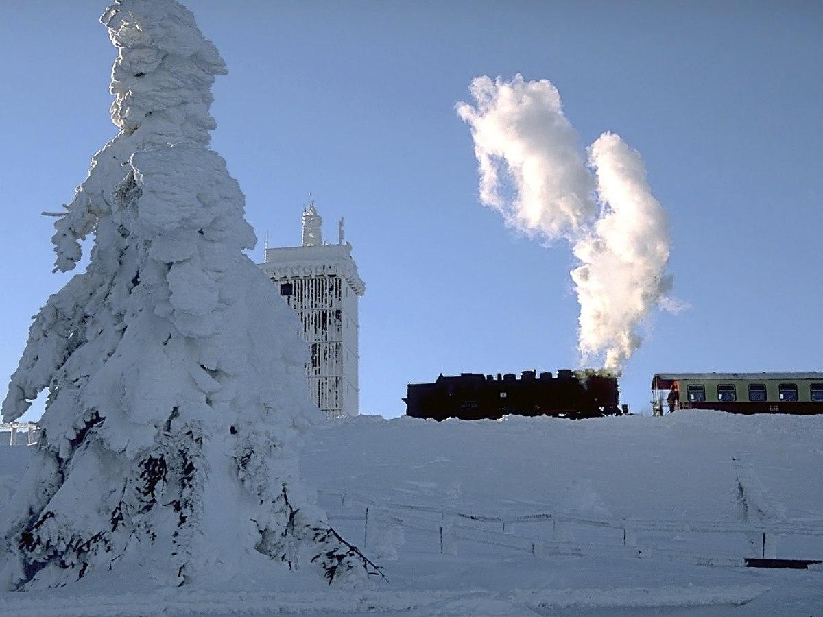 Brocken Railway - Wikipedia