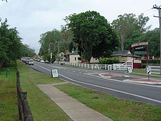 Brookfield, Queensland Suburb of Brisbane, Queensland, Australia