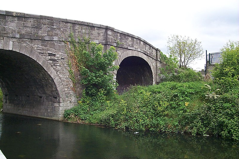 Broomsky most, svedok Hamiltonovho objavu.