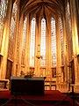 Brussel·les - Notre-Dame du Sablon - Altar.JPG