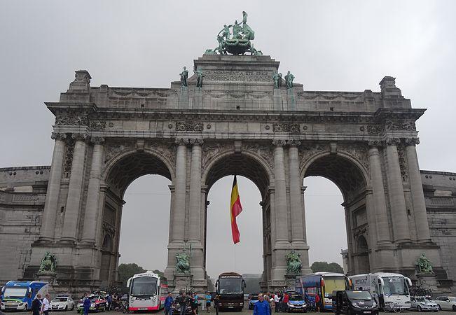 Bruxelles et Etterbeek - Brussels Cycling Classic, 6 septembre 2014, départ (A203).JPG