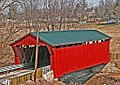 Buckskin Covered Bridge (Renovated) (417554216).jpg
