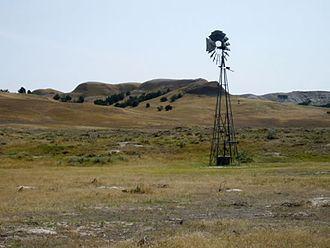 Buffalo Gap National Grassland - Image: Buffalogap Charon