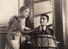 Avec ronald colman dans bulldog drummond 1929