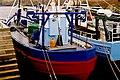 Bunbeg - Boats in harbour - geograph.org.uk - 1336728.jpg