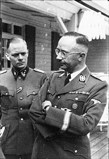Werner Grothmann German SS officer
