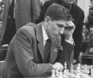 Bobby Fischer American chess player and chess writer