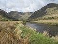 Bundorragha River between the Turn Pool and the road bridge below Fin Lough - May - geograph.org.uk - 1844708.jpg
