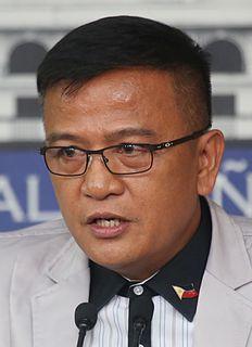 Nicanor Faeldon Filipino former Marine